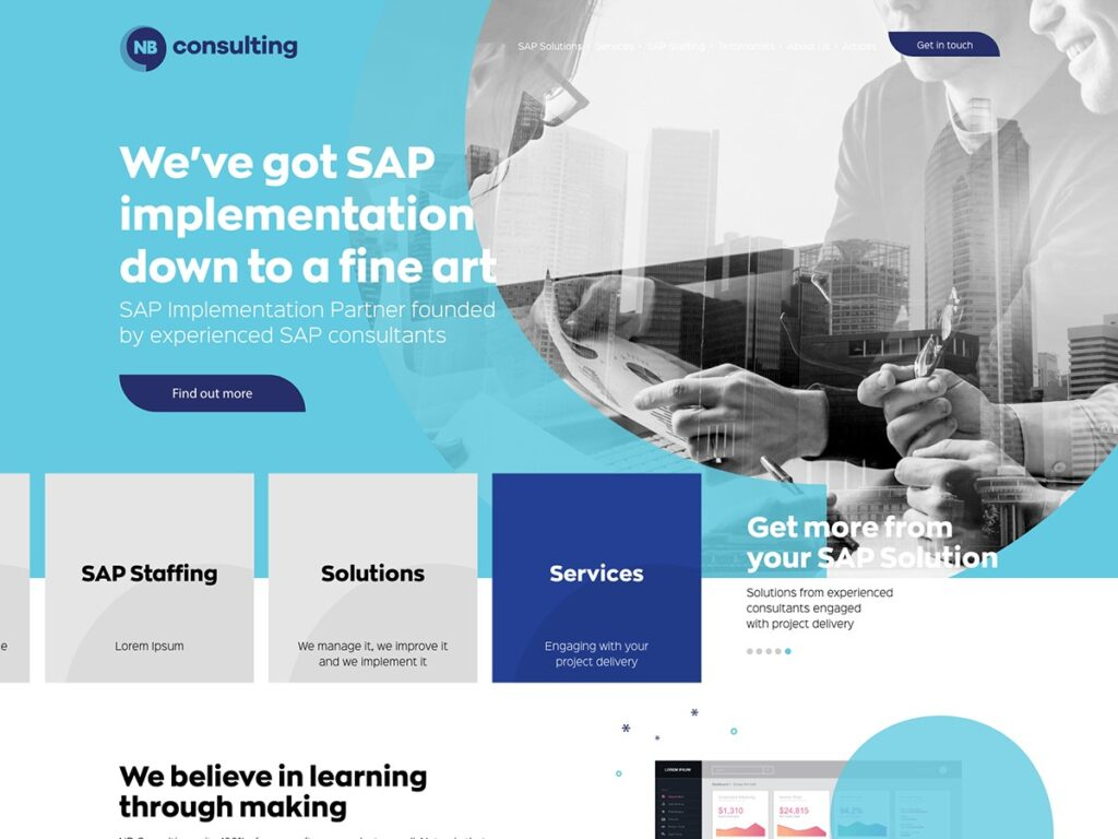 NB Consulting SAP Implementation